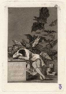 Goya Prints @ The Taft Museum of Art