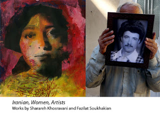 """Iranian, Women, Artists""  Exhibition & Opening Reception"