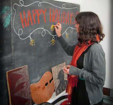 Happy Holidays from Tiger Lily Press!
