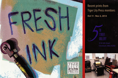FRESH INK, Exhibition & Opening Reception