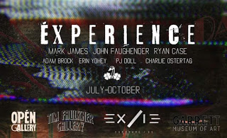 "Upcoming Opening Reception: ""Experience"""