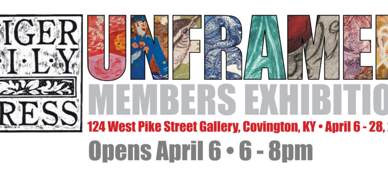 Members Exhibition Opens April 6, 2018